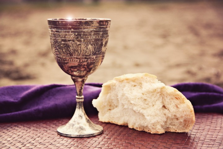 Lords-Supper-Church-Stock-Photos